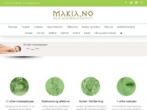 Makia - one of the best beauty clinic in Oslo