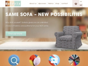 Soferia - the best solution for IKEA furniture